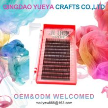 Factory Supply 0.05mm/0.07mm/0.10mm Mink Eyelash Extension Business