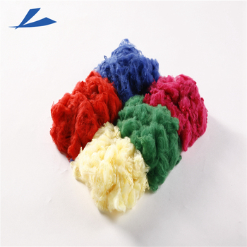 2019 New style fiber 100% polyester staple fiber for spinning