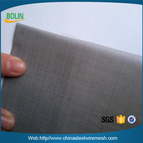 New product Platinum Coated Titanium Wire Mesh/Metal Screens/Fabric