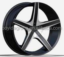high quality wheels with the best price;L907 aftermarket car alloy wheel rims
