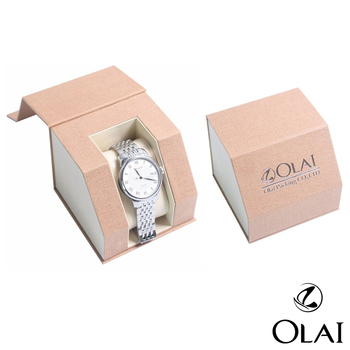 Watch Box Packaging Creative Design Gift Boxes Customer Logo