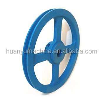 OEM Agricultural Cast Iron V Groove Belt Pulley Sizes