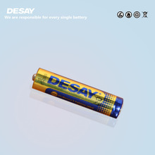 golden power alkaline desay battery LR03 1.5v aaa battery dry battery