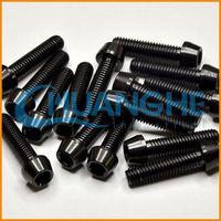 Fasteners Cheap torx m8 titanium bolt with flange m5