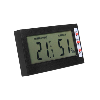 Indoor Mini LCD Thermometer Hygrometer Humidity Temperature Meter