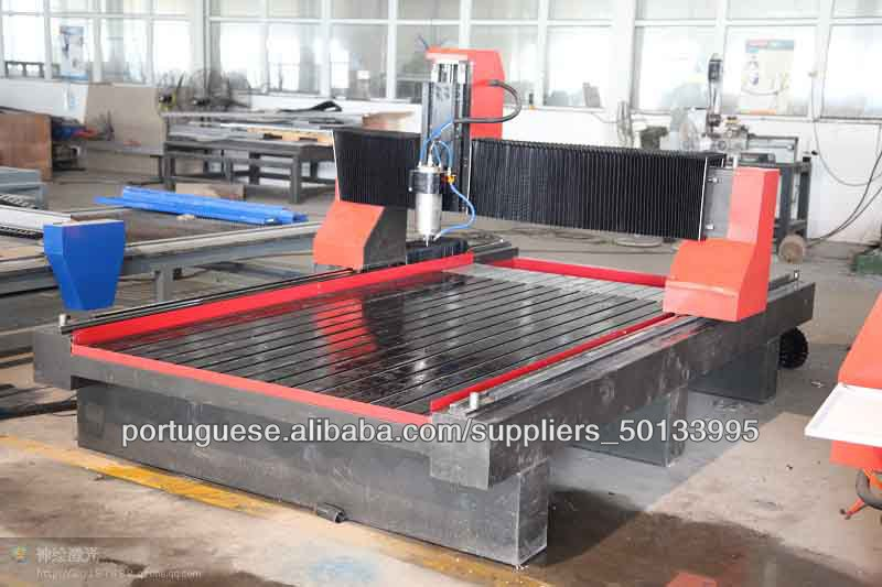 China Supplier CNC Router Manufacturer 1224 Hot Style Stone CNC Engraving Machine 1200*2400 working