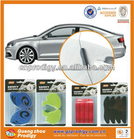 Plastic edge protection for cars doors