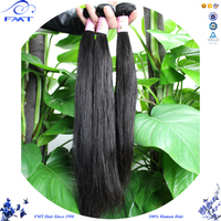 New Arrival Top Grade Straight Weft Virgin Indian Hair Extension