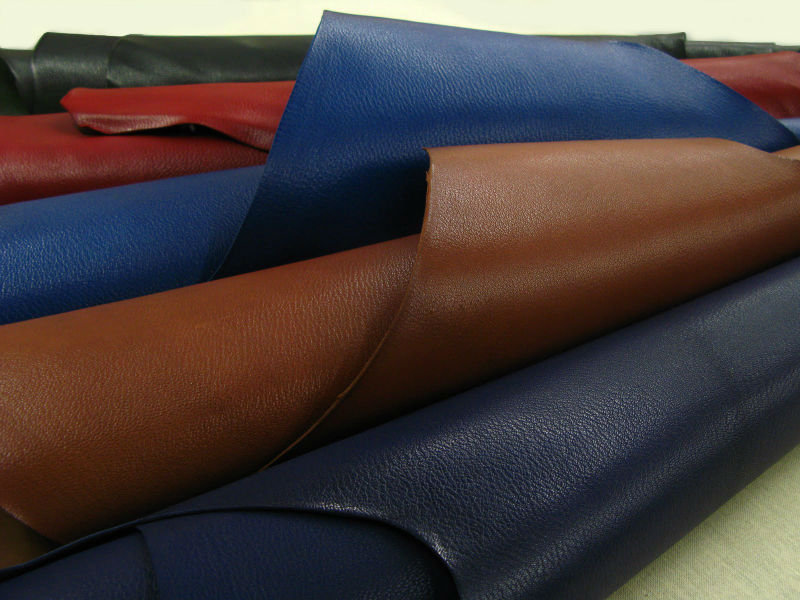 GOATSKIN GENUINE FINISHED LEATHER