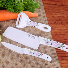 Professional classic chef made zirconia ceramic knife kitchen knife