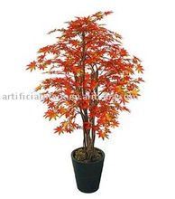 Artificial Red Maple