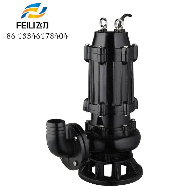 factory price Feili dirt pump small slurry pump waterproof pump
