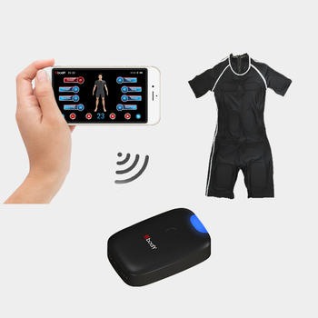 Wireless ems exercise bodytec for sale / electro stimulation suit