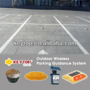 Outdoor Wireless Car Parking Guidance System