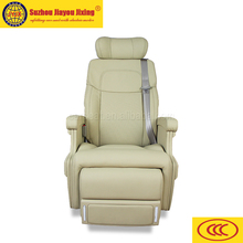 Electric car seat for luxury cars