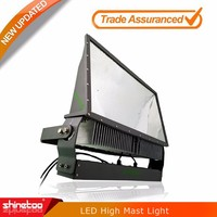 Top quality UL DLC outdoor light 130LM/W IP65 waterproof 600w led flood light