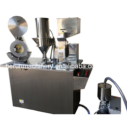 Energy-Saving Powder Filler Capsules Semi Automatic Capsule Filling Machine