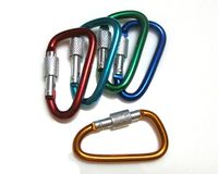 2015 novelty bulk fashionable bag carabiner hooks wholesale