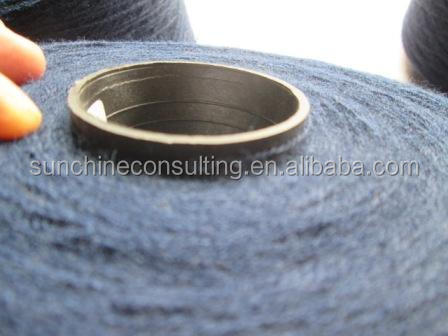 Acrylic Yarn-Blue quality control service in Changshan with Labortory test