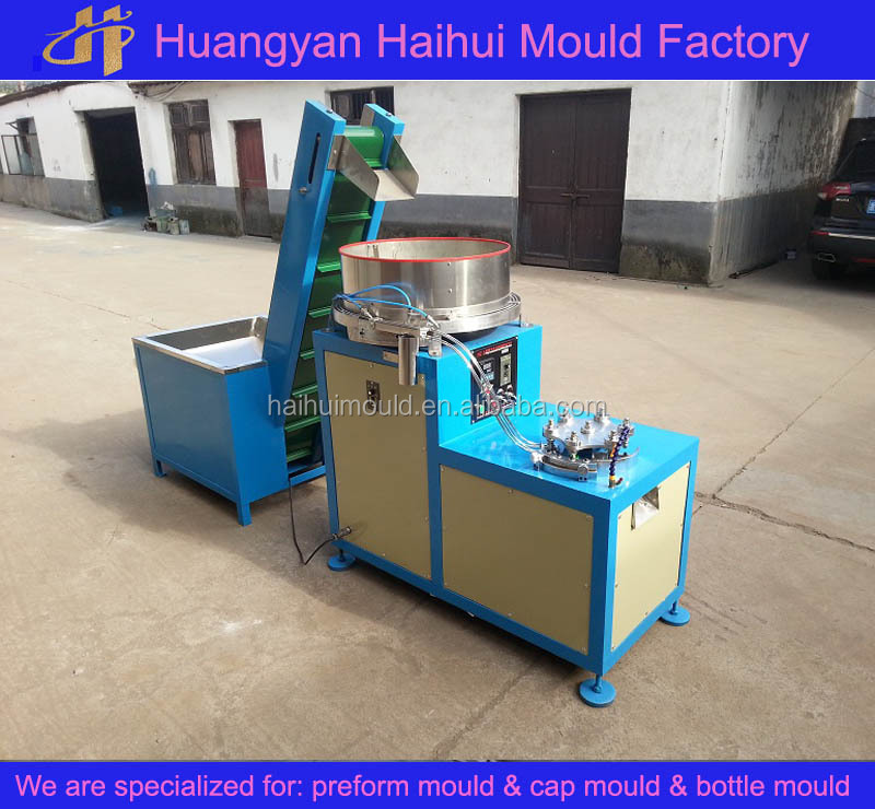 Cap slitting machine cap cutting machine
