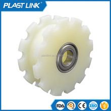 Plast Link2350 cheap plastic chain and wheel for conveyor sprockets