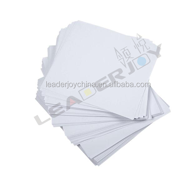 Montessori teaching aid of inset paper bulk
