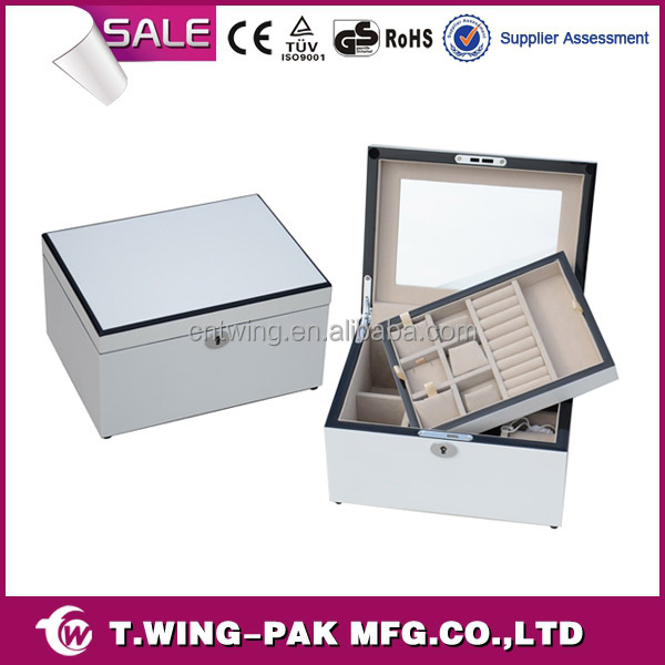 wholesale watch and jewelry box for men, watch and jewellery box