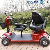 Electric Disabled Mobility Scooter With seat