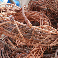 SGS inspection bulk 99.9% copper wire scrap Copper Scrap