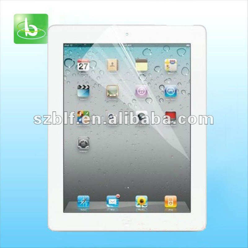 professionally precisely cut for Mini Ipad screen protector with retail package