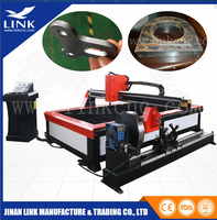 Heavy duty cnc plasma machine for cutting metal plate metal pipe portable plasma cutter