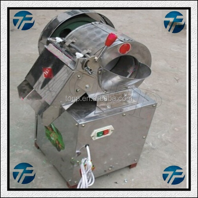 Safe And Healthy Potato Chips Slicing Machine