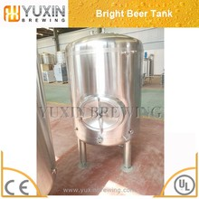 1000l 1200l 1500l 2000l bright beer tanks for mini breweries