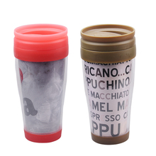 Food Safe Standard Durable Plastic Coffee Travel Cup