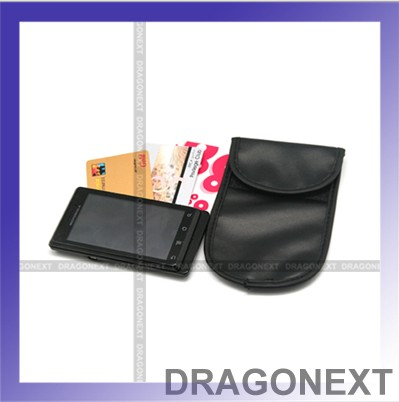 Cell Phone Signal Blocker Pouch