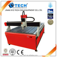 japanese yaskawa mach3 mdf acrylic plastic 3d copper engraving machine rotary advertising cnc 1224 router
