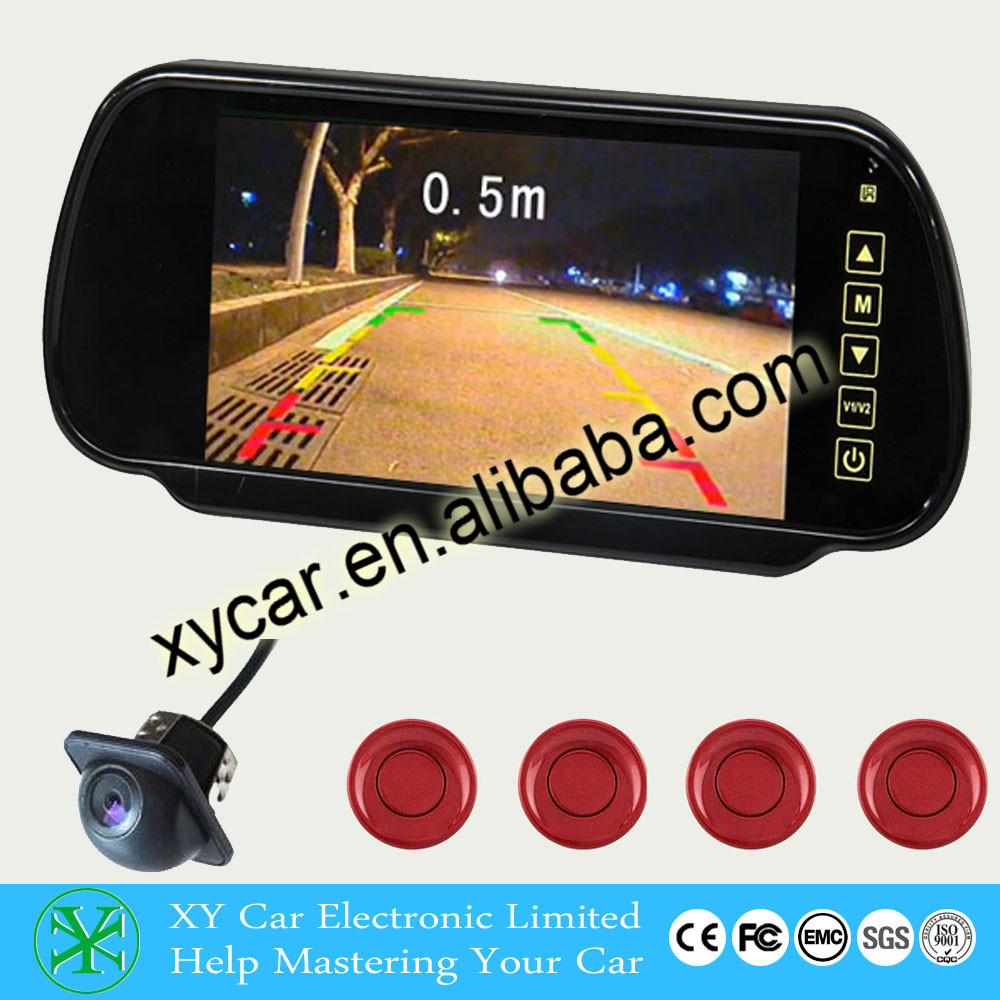 Hot Quality Factory Directly Supply Visible Guidance Car Parking Sensor Price XY-8750
