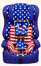 2016 Europe ECE ,CCC wholesale safety kids children baby car seat for new born to 4 yrs 0-18kg children