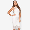 New arrival women bodycon dress high quality custom made mini dress design free from pencil dress with lace D065