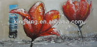 oil painting flower picture,oil paintings on canvas china