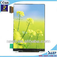 3.5inch HVGA lcd screen 320*(RGB)*480 with Capacitive or Resistative touch TFT