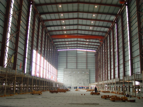Steel Structure Workshop Warehouse Building