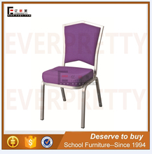 stacking banquet equipment wedding king and queen chairs for sale