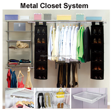 2017 cheap price Quick assembly bedroom wall wardrobe closet design