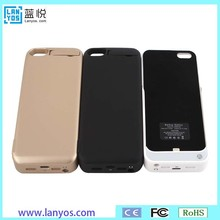 battery case external battery case rechargeable charger for iphone 5/5c/5s