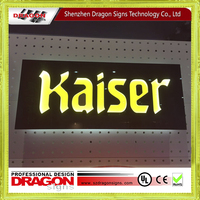 Low Cost High Quality led sign , outdoor led sign lighting , led sign board
