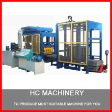 Big medium small capacity concrete hollow block making machine