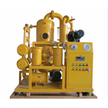 Zhongneng Vacuum Insulating Oil Filtration Purification System for High voltage Transformer Oil