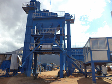 China High Quality LB1500(120tph) asphalt batching plant/asphalt mixing plant