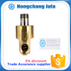 China supplier high temperature threaded copper pipe fitting rotary joint